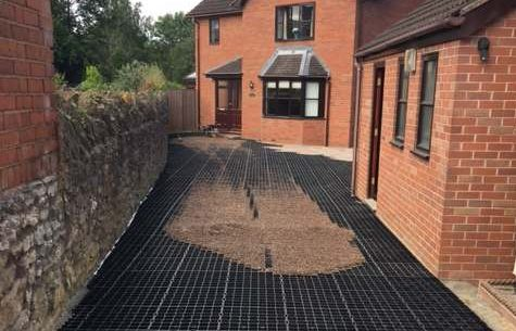An Environmentally Friendly Alternative to Tarmac